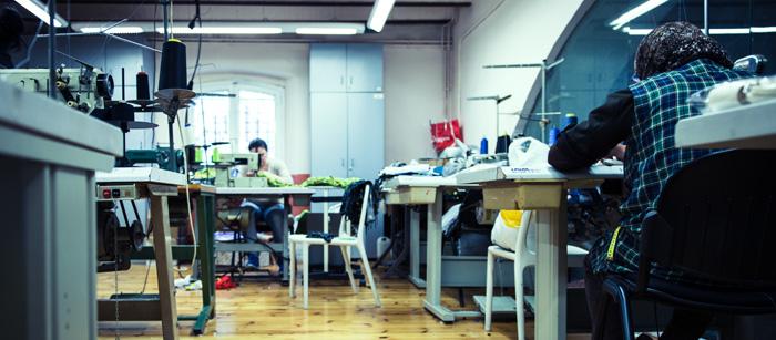 El taller de Dona Kolors