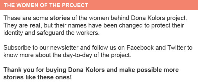 the women of the project